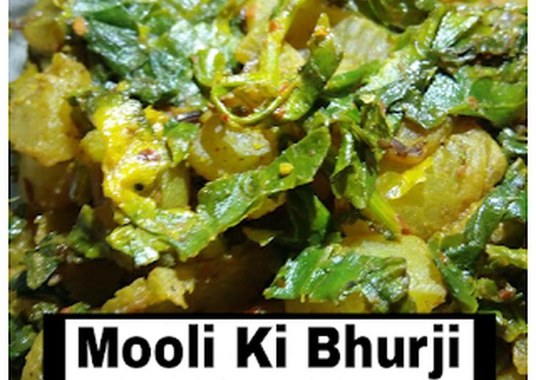 Step-by-Step Guide to Make Any-night-of-the-week Mooli ki Burji (Radish)