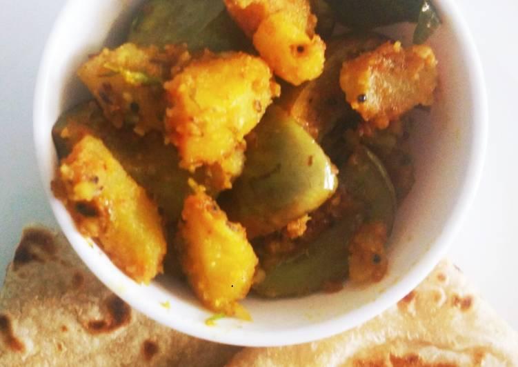 Potato-Brinjal sabji, Apples Can Certainly Have Huge Advantages For Your Health