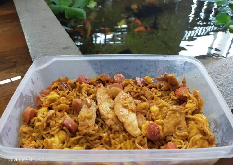 Resep Indomie Goreng Modifikasi Paling Top