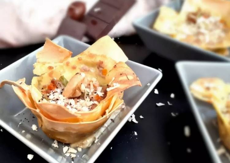 Recipe: Tasty Lasagne al ragù di cinghiale, castagne e cioccolato di Modica