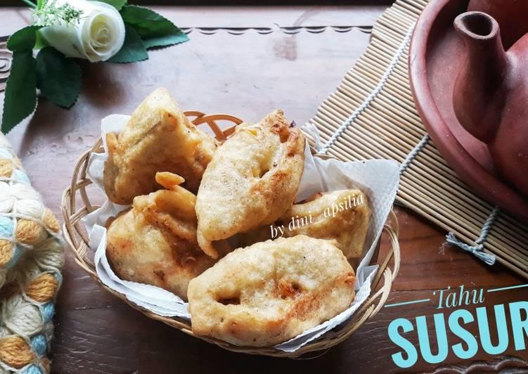 Tahu Isi Sayuran (Tahu Susur) - cookandrecipe.com
