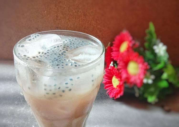 Thai Tea Selasih