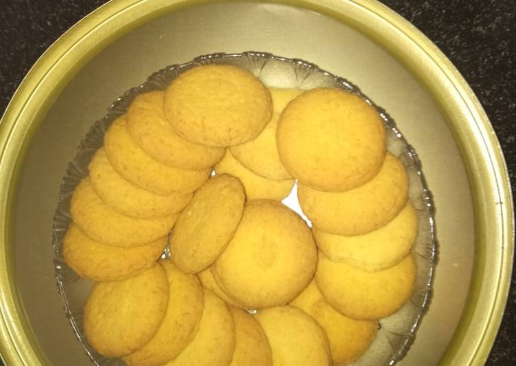 Simple Way to Make Homemade Butter biscuits