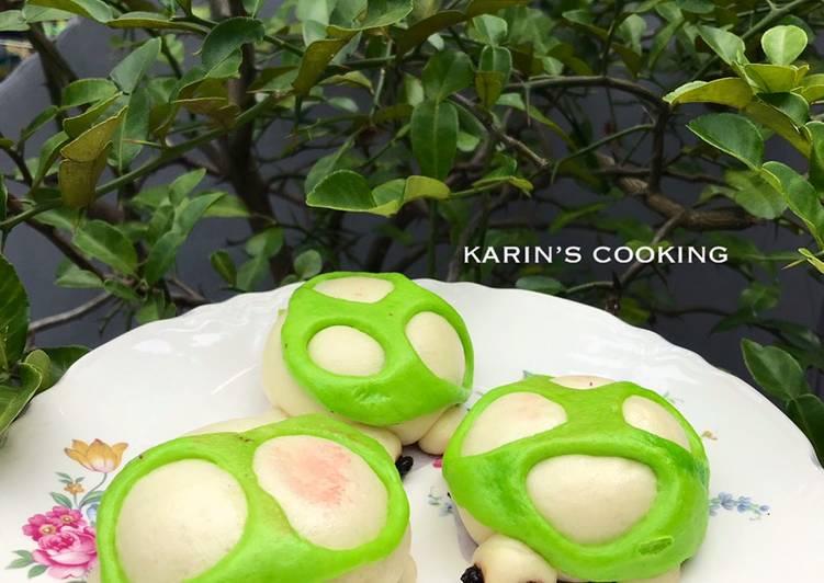 Resep Pao Turtle Paling dicari