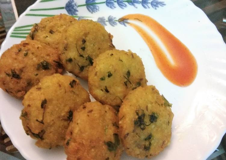 Poha Cutlet Bhopali Style - Laurie G Edwards