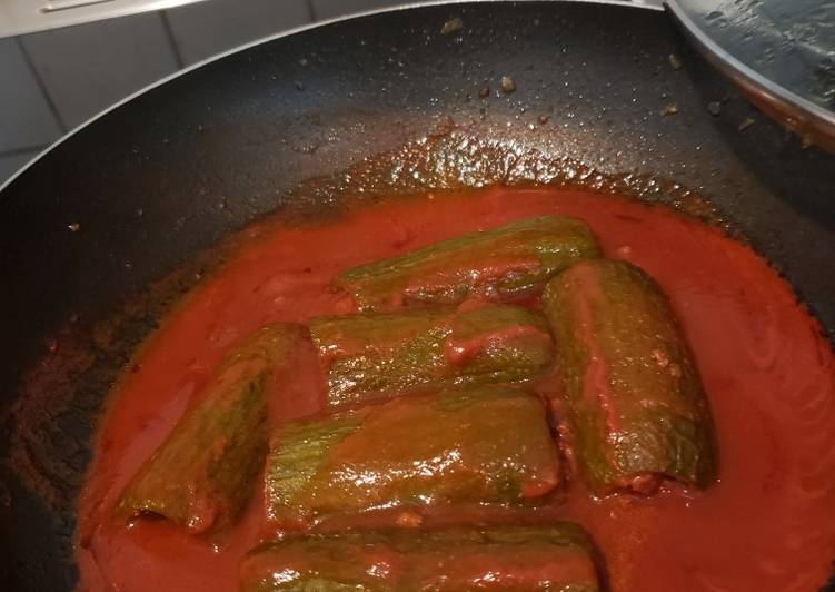 Recipe of Speedy Cucumber with meat 🍖 🥒