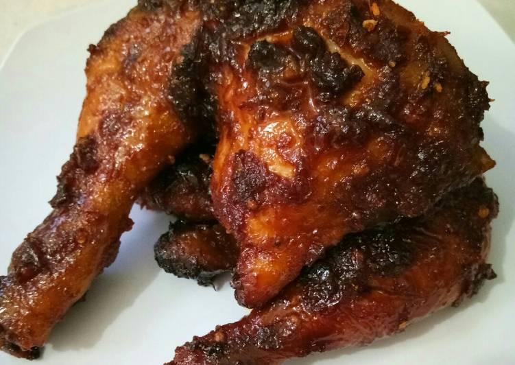Ayam Panggang Bumbu Merah - cookandrecipe.com