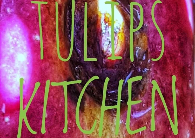 Recipe of Favorite Apple jelly juice