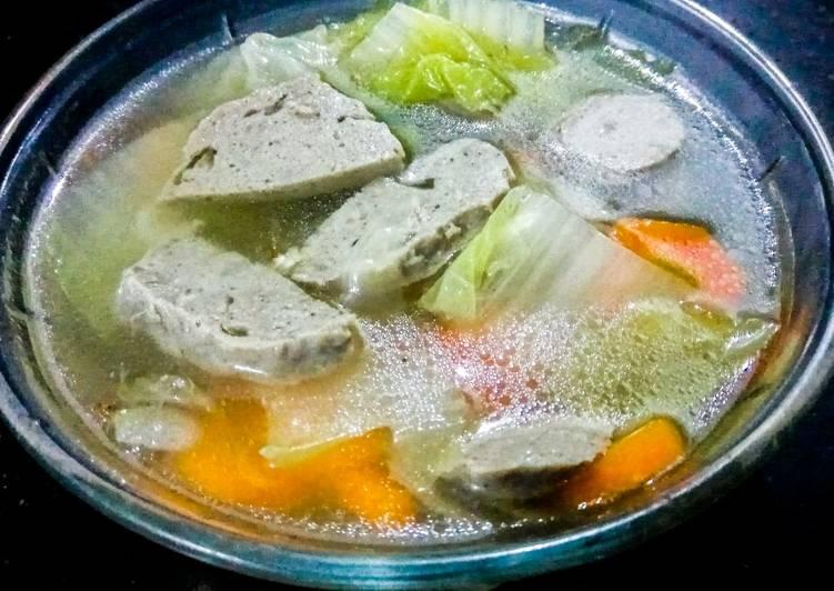 Resep Sop bakso Yang Mudah Enak