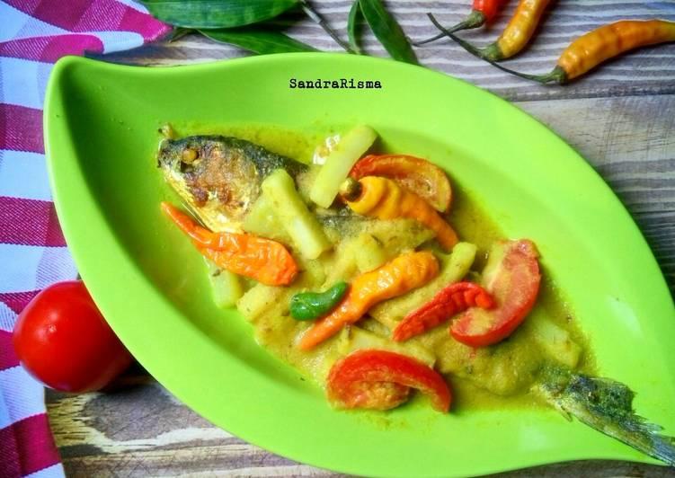 Pesmol Ikan Bandeng Presto