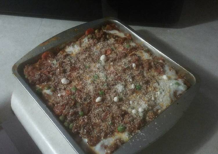 Easiest Way to Make Delicious 4 Hour Lasagna