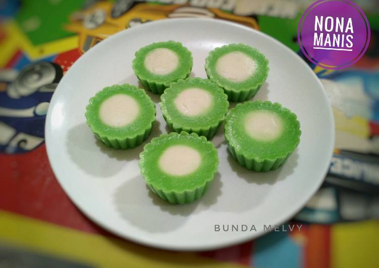 Kue Nona Manis + foto step by step - cookandrecipe.com
