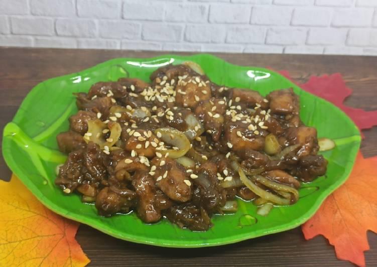 Ayam Teriyaki