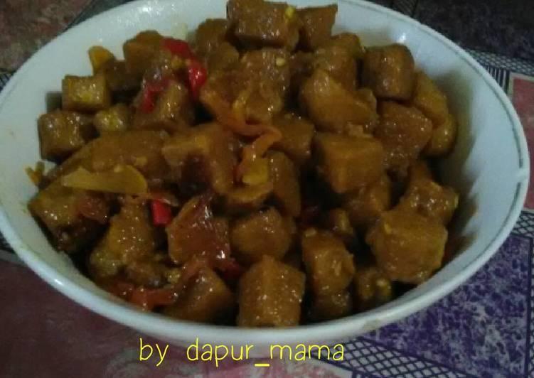 Resep Gembus Pedas Manis Oleh Ernawati Cookpad