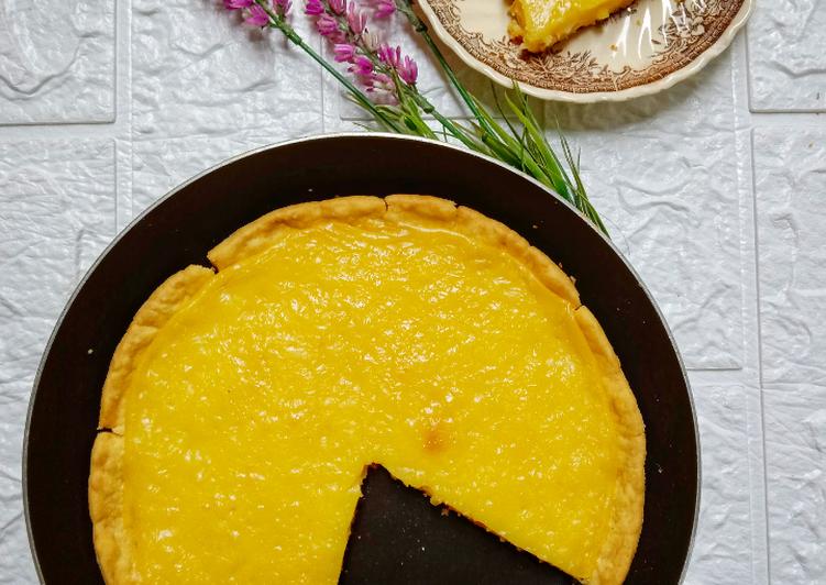 Pie Susu Teflon (Fla Kering)