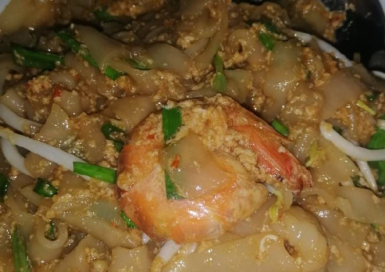 Resepi: Char Kuey Teow Simple