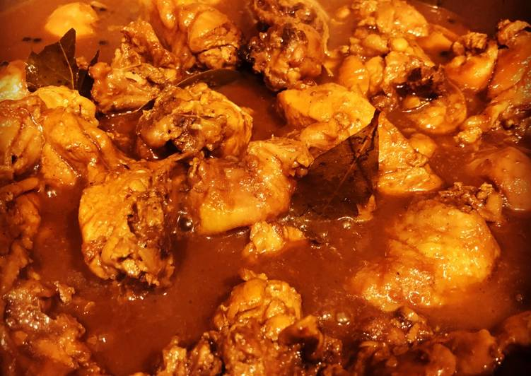 Easiest Way to Prepare Perfect Famous Chicken Adobo