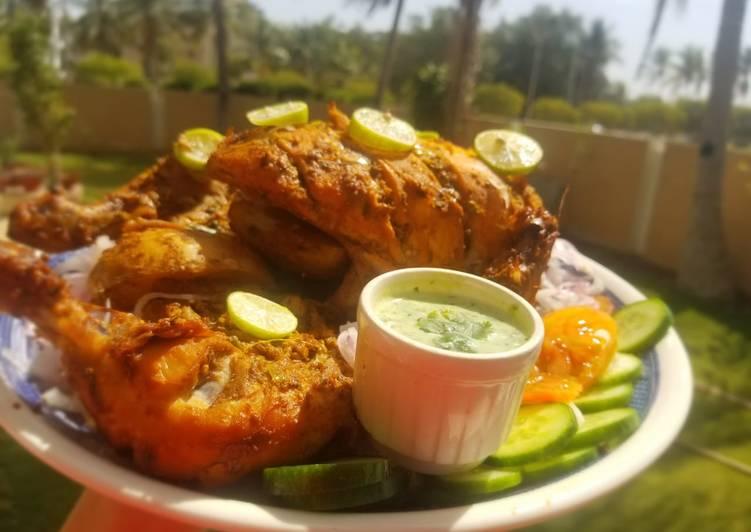 Recipe of Favorite Lahori chargha…