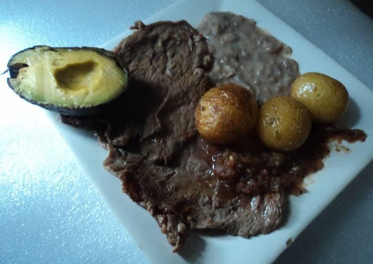 Carne asada a la urbana