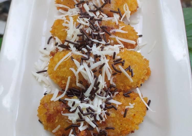 Resep Pisang Goreng Crispy 🍌 wajib dicoba