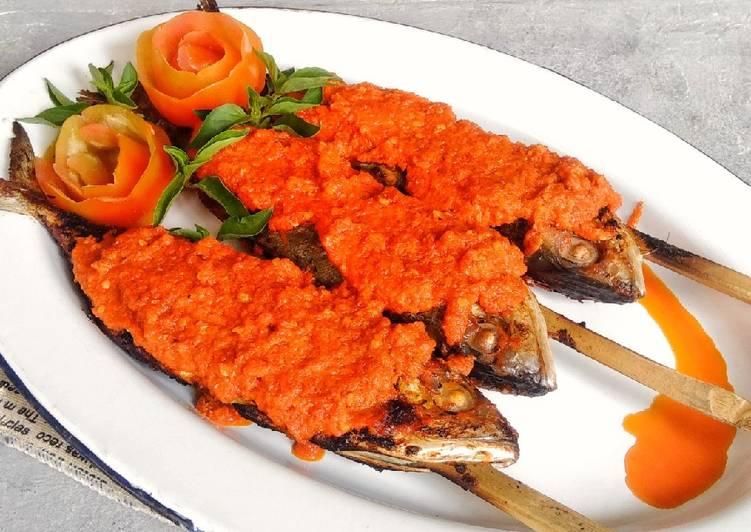 Cara Mudah Membuat Ikan bakar rica rica yang Lezat…