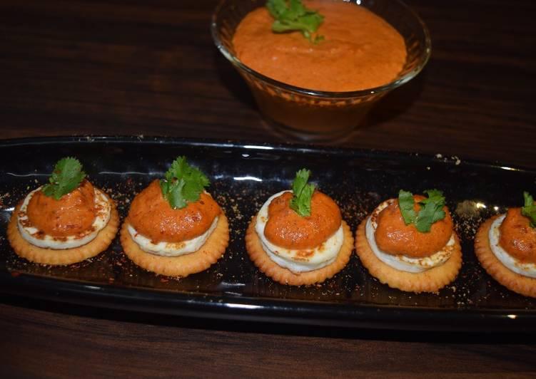 Muhammara Dip Sauce