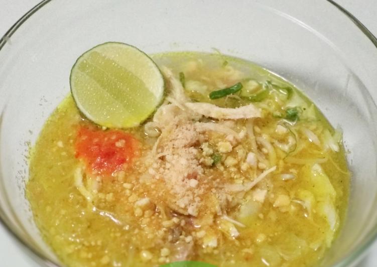 Soto Ayam Kuning