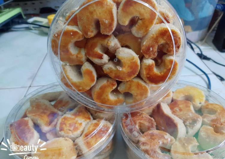 Resep: Sempurna Kue Kacang Renyah