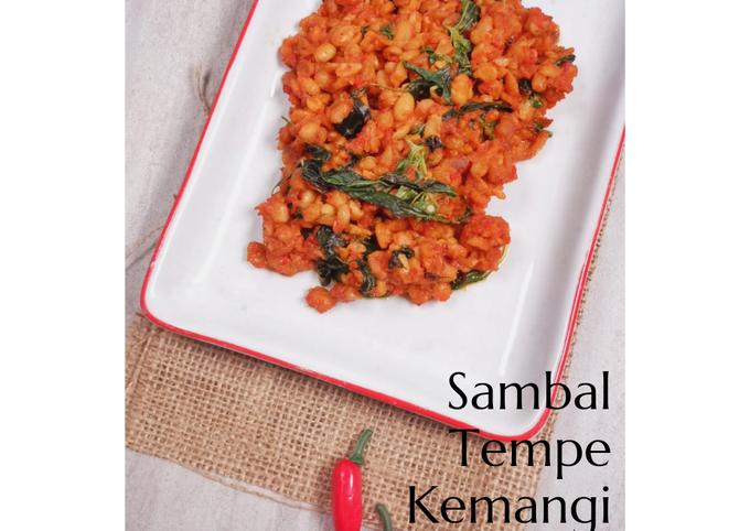 2. sambal tempe kemangi - resepenakbgt.com