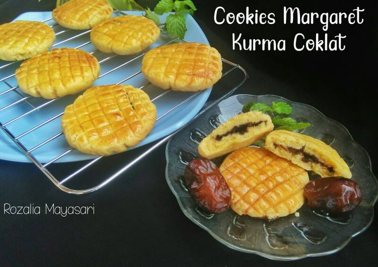 Cookies Margaret Kurma Coklat