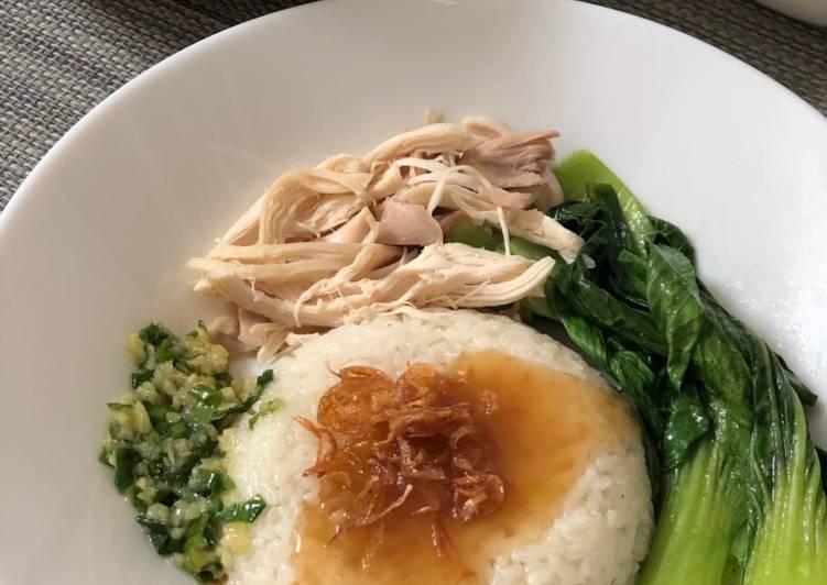 Nasi Hainam Ayam