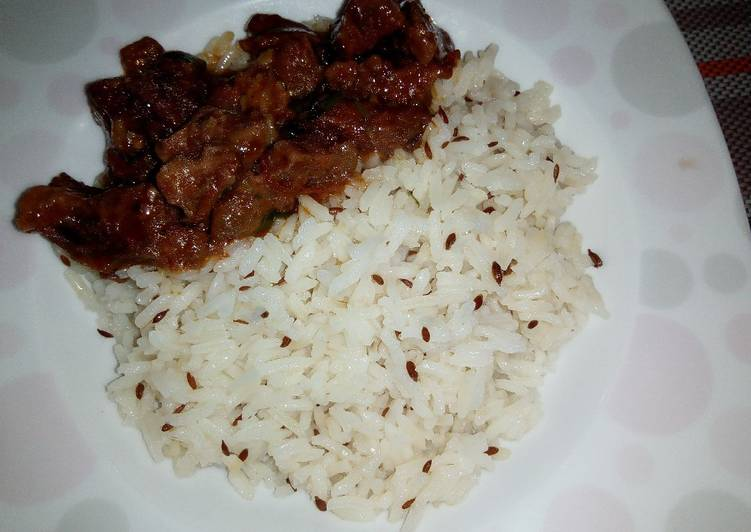 How to Make Ultimate Cumin rice
