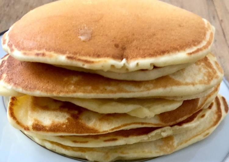 Recette Savoureux Pancake