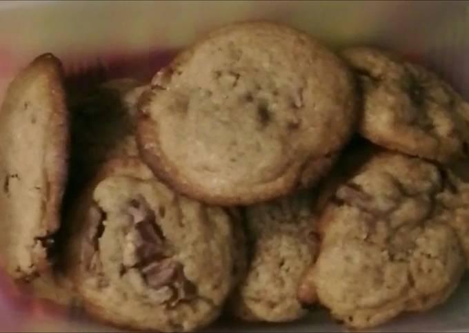 Cookies moelleux et gourmands