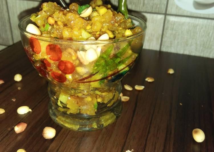 How to Make Perfect Sabudana Khichdi/Tapioca Khichdi
