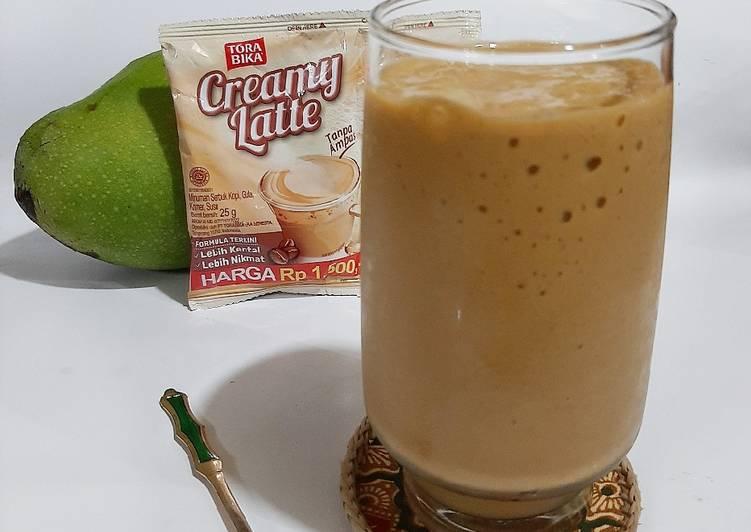 Mango Coffee Creamy