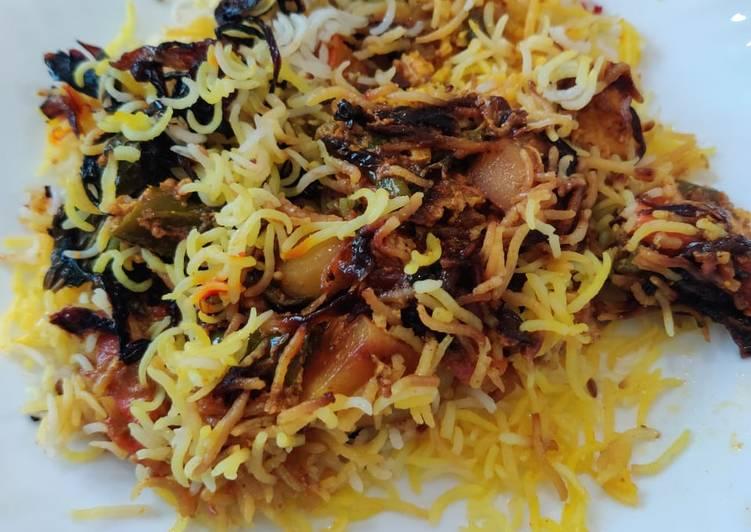 10+ Dinner Easy Quick Biryani (vegetable)