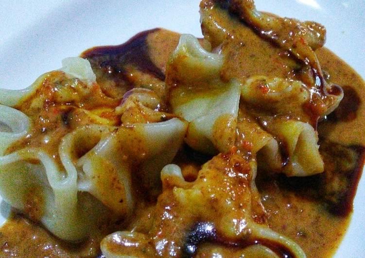 Siomay mix ayam & ikan uenak poll