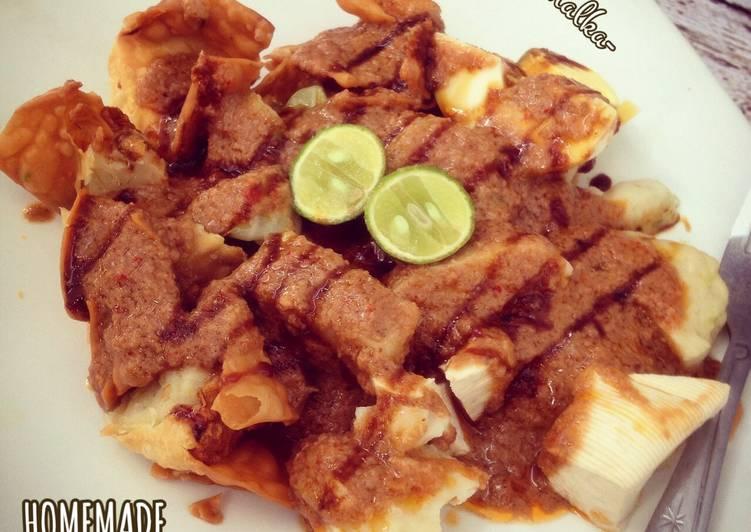 Cara memasak Homemade Siomay & Batagor , Sempurna