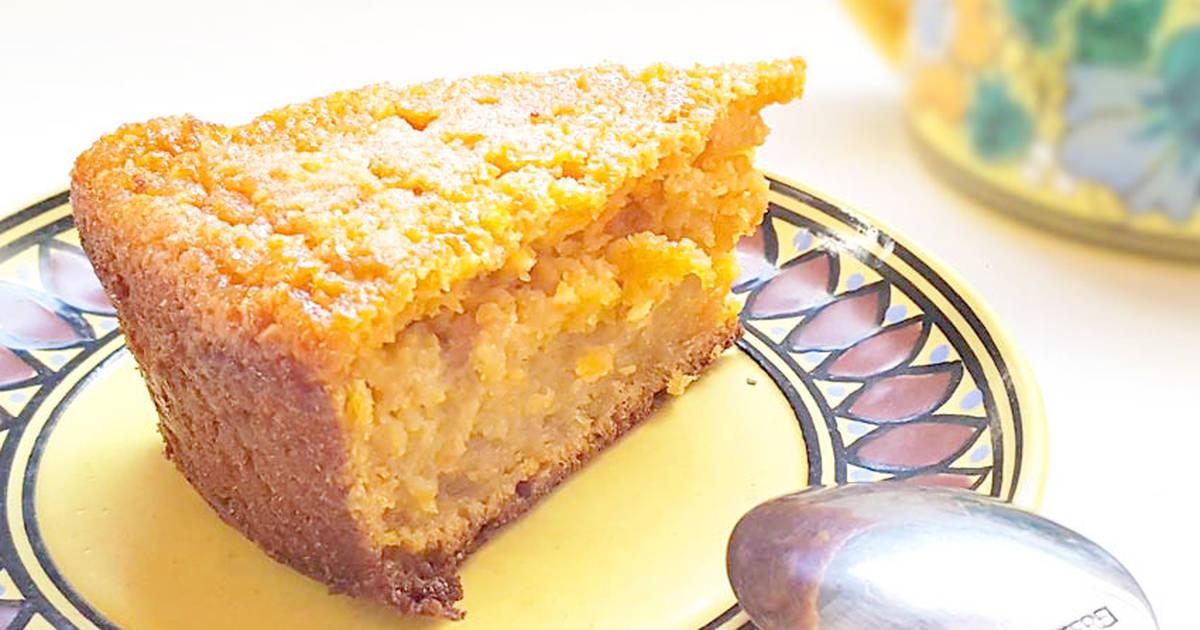 como hacer un pastel esponjoso sin azucar