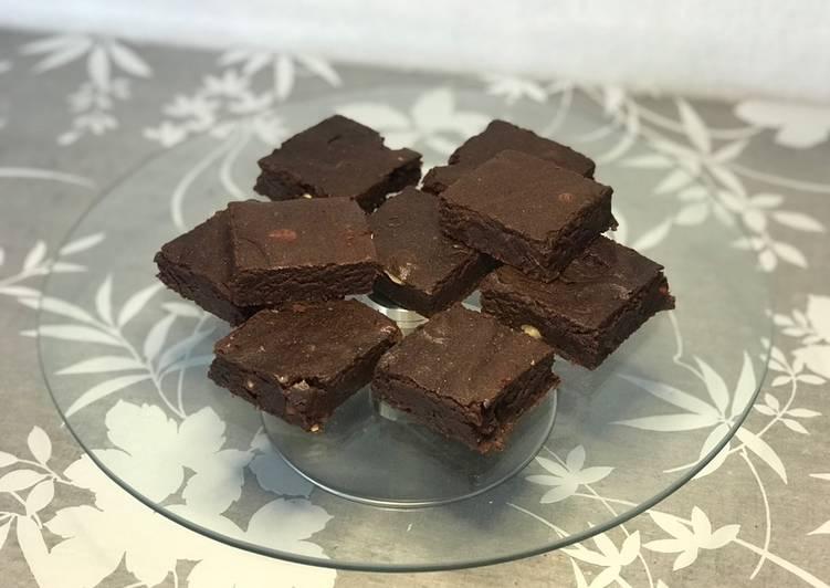La Recette Pas à Pas Brownie 🍫