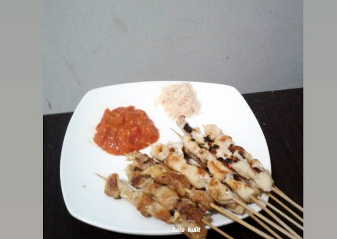 Resep Sate taichan yang Menggugah Selera