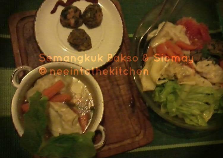 Semangkuk Bakso & Siomay