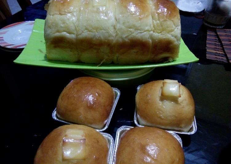 Resep Roti Manis 4 Rasa Paling Joss