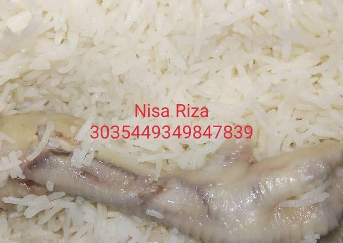 Sup Ayam + Nasi Ayam PKP
