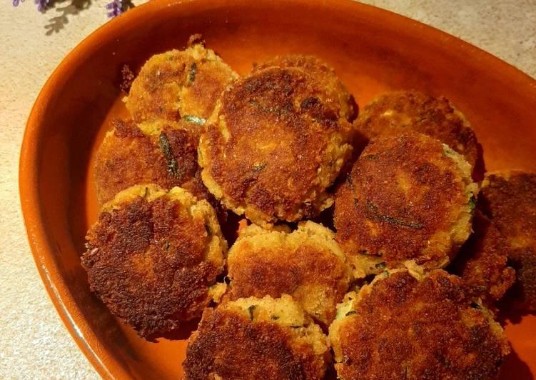 Ricetta Polpette di zucchine e tonno