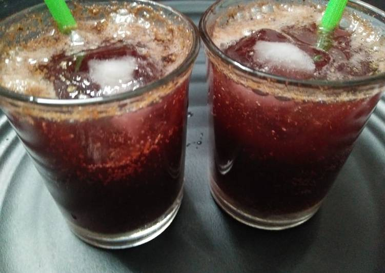 Beetroot shots / Beetroot cocktail