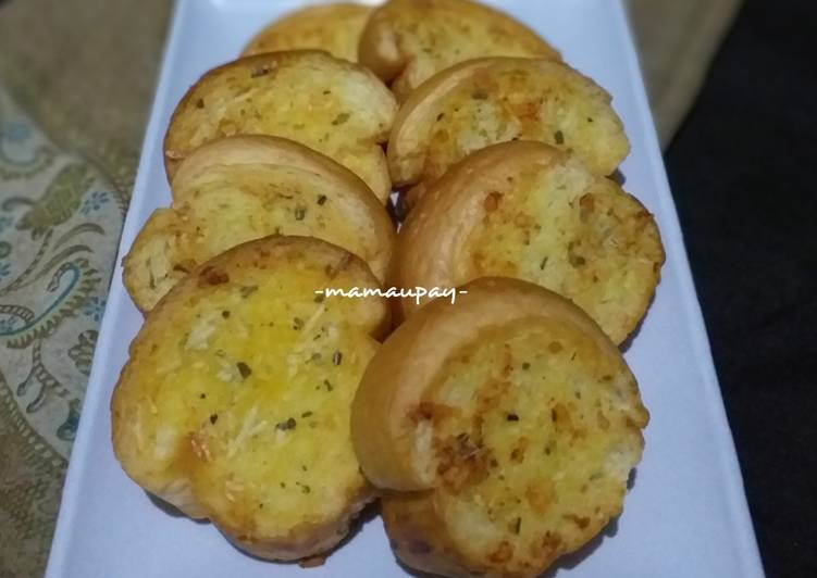 Resep Garlic Bread Paling dicari