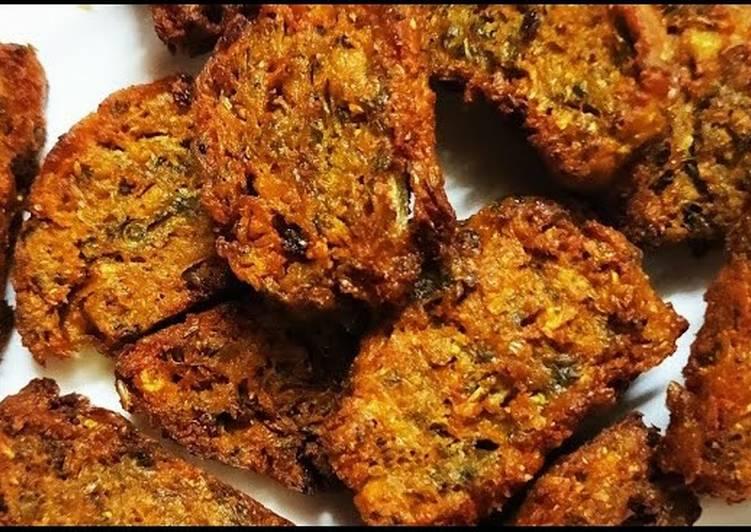 Recipe of Ultimate Cabbage Vadi