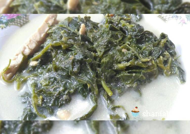Resep Sayur lodeh lembayung (bayung) Yang Umum Pasti Sedap